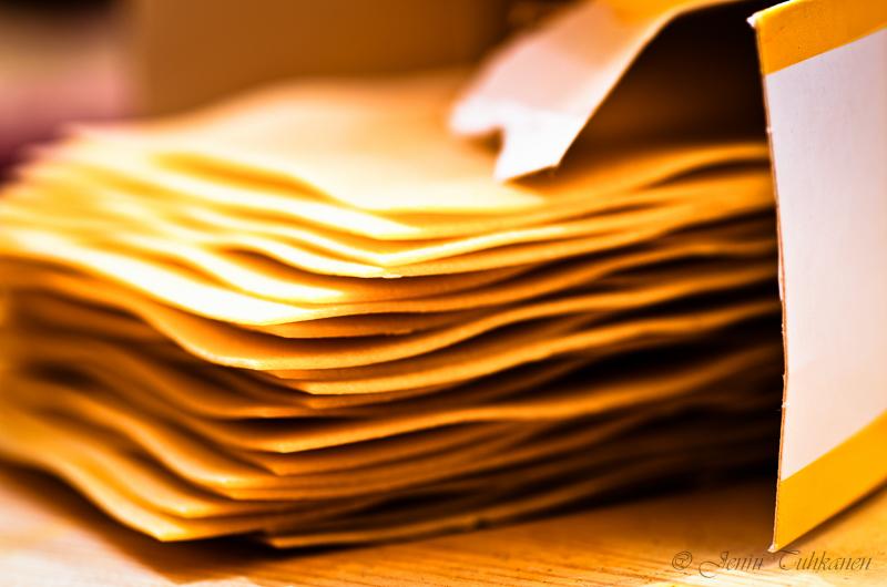 sheets of lasagna